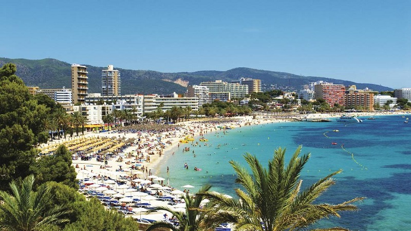 Spanish destinations