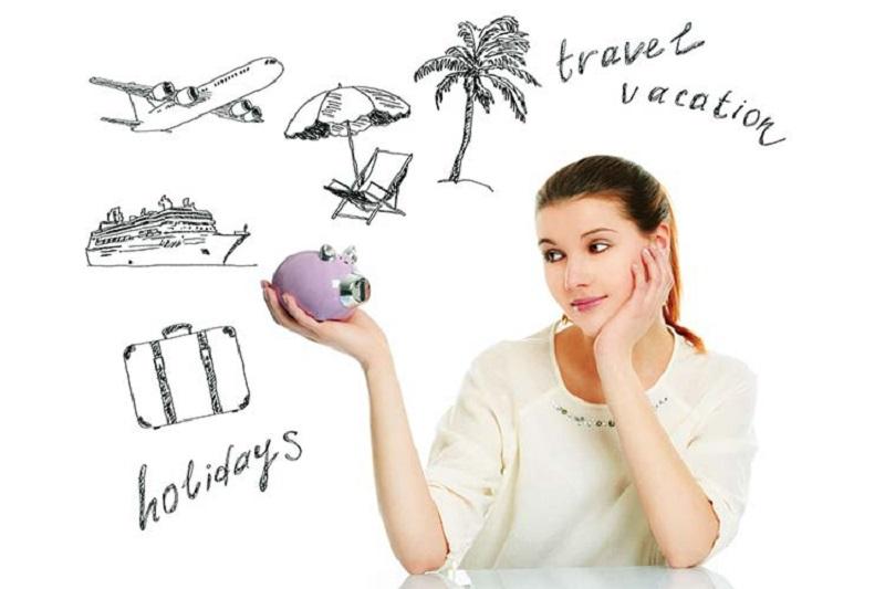 Saving on holiday!
