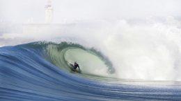 surf the longest wave
