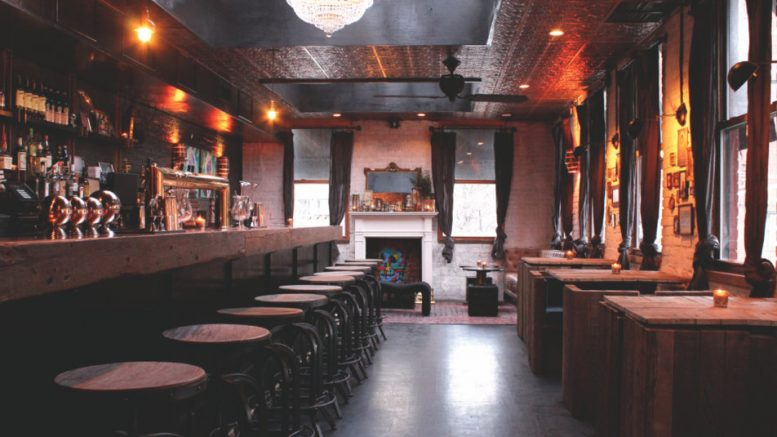 Secret Bars in New York