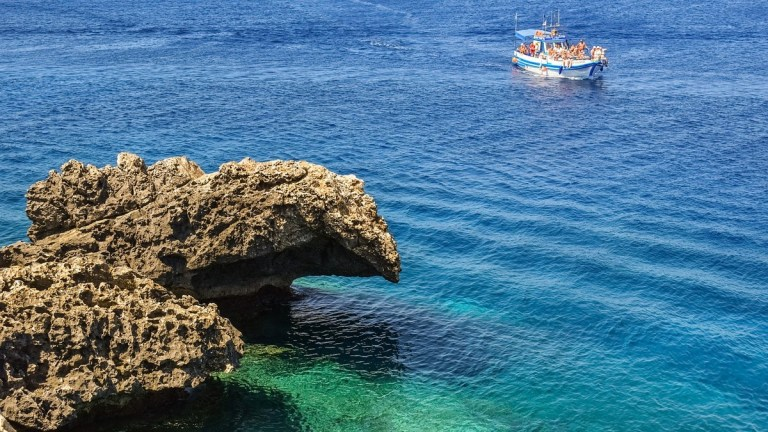 Aeolian Islands and Tremiti Islands