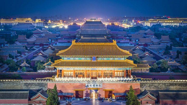 Beijing and China