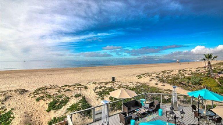 Beachfront Vacation
