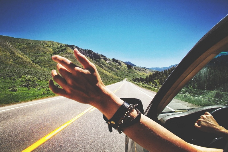 Take a trip in summer