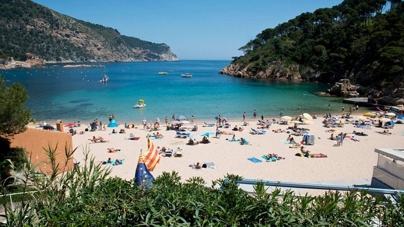 beaches in Spain