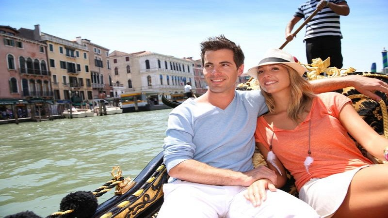 honeymoon in Italy