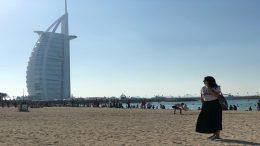 beaches of the UAE