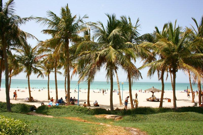 best beaches of the UAE