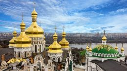 Traveling in Ukraine