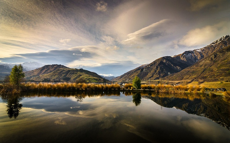 the winter in new Zealand