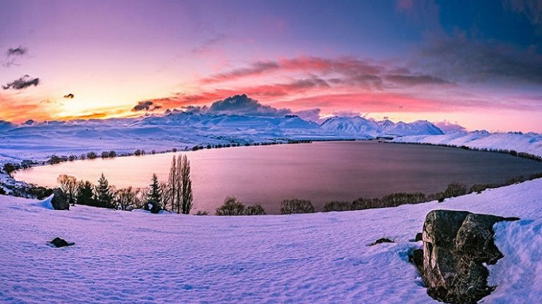 winter in new Zealand