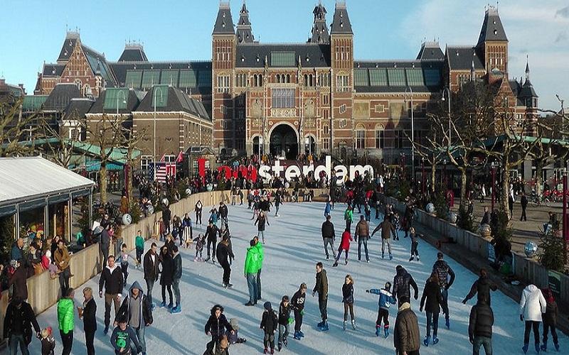 best Amsterdam in winter