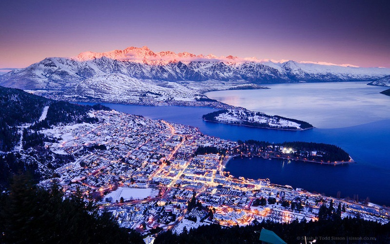 discover winter in new Zealand