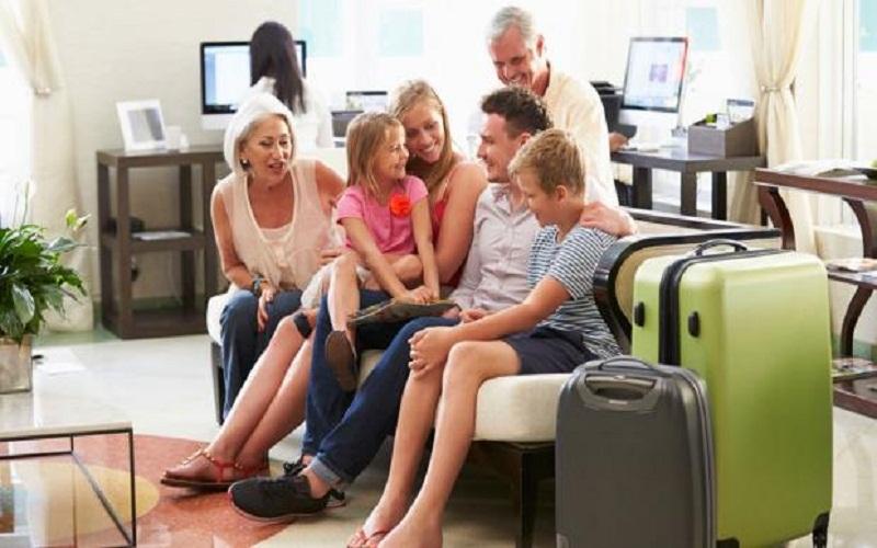 discover family trip