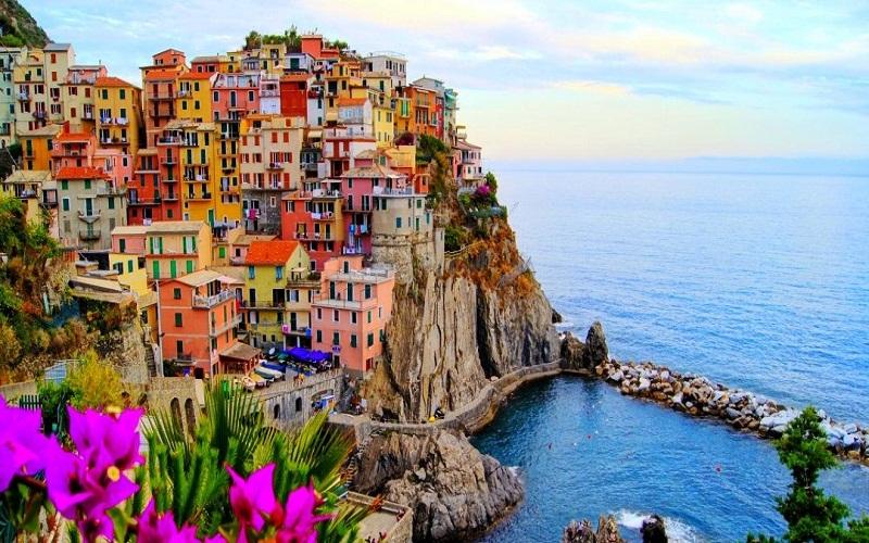 the Honeymoon in Italy