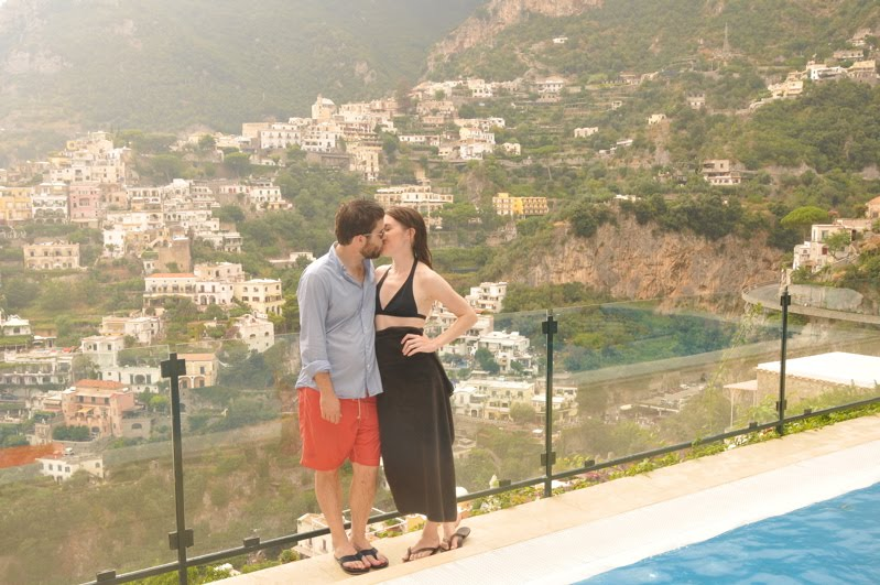 a honeymoon in Italy