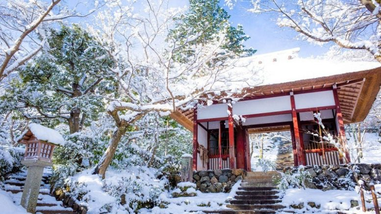 travel to Japan in winter