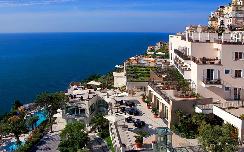 top hotel on the coast