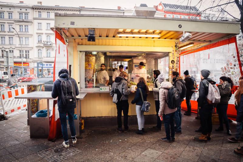 top eat in Berlin