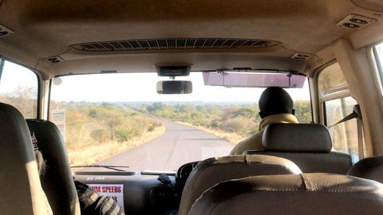 the Chobe National Park