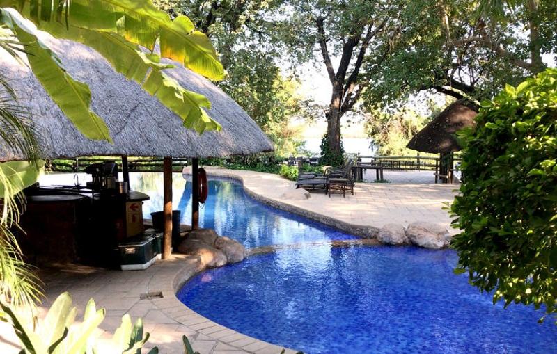 Safari in the Chobe National Park