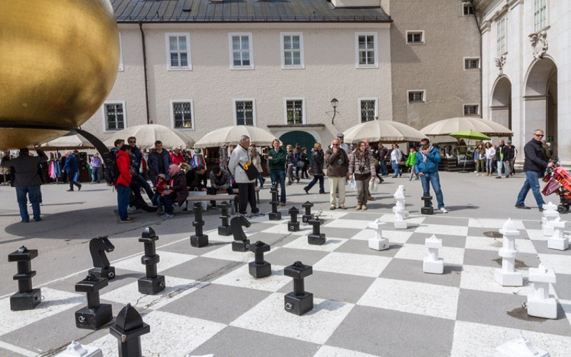 What to see in Salzburg Germany