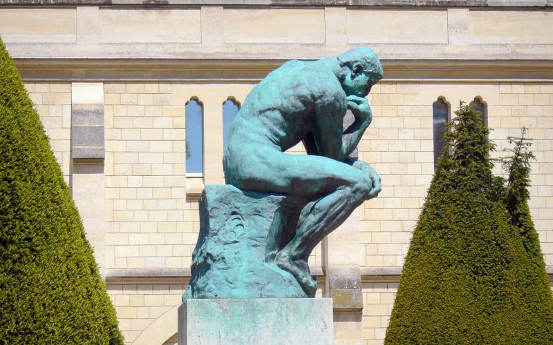 the Rodin Museum