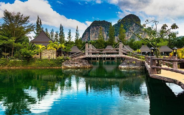 Where to stay in Krabi