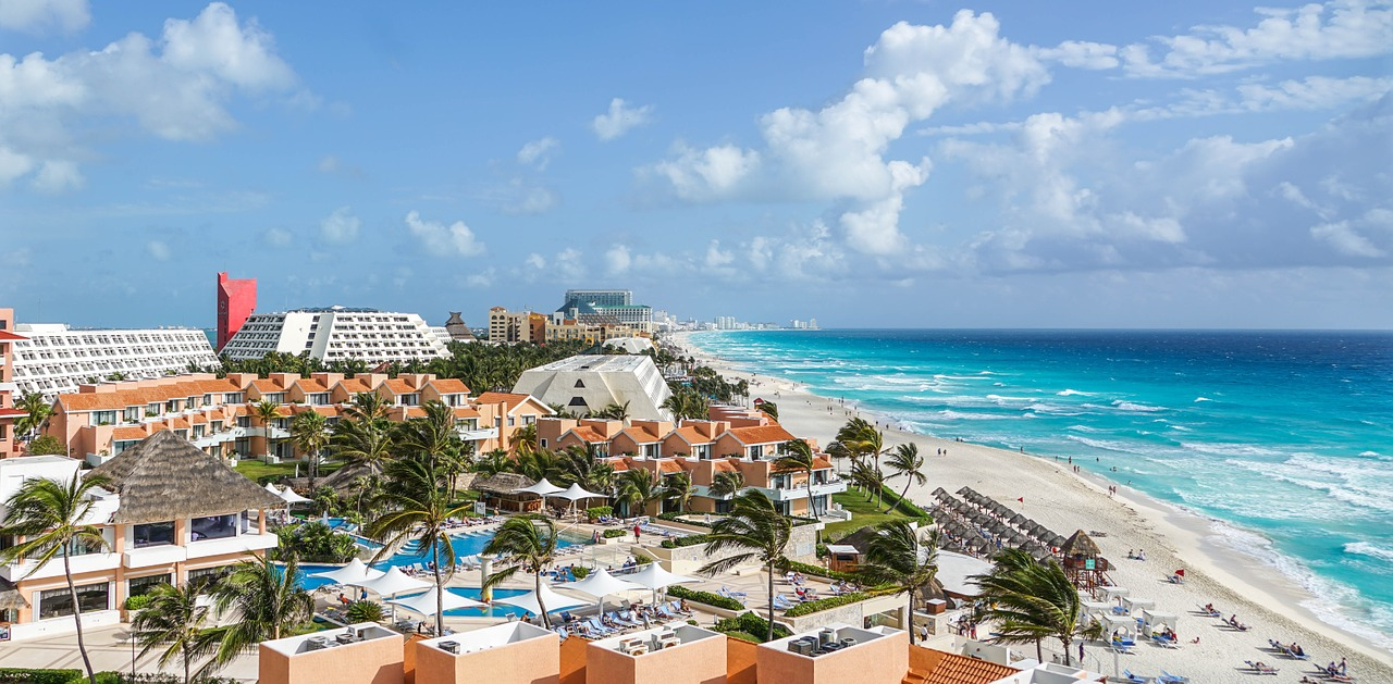 Best areas in cancun