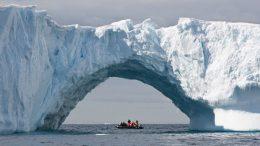 how to go to antarctica
