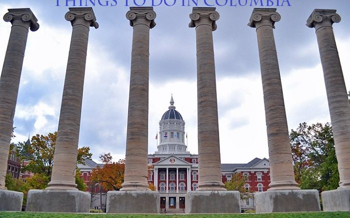 things to do in Columbia mo