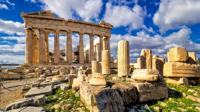what to see in greece