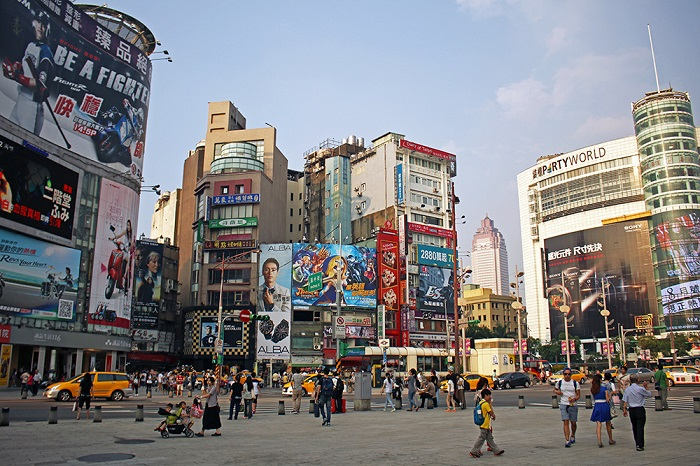 what to see in taipei