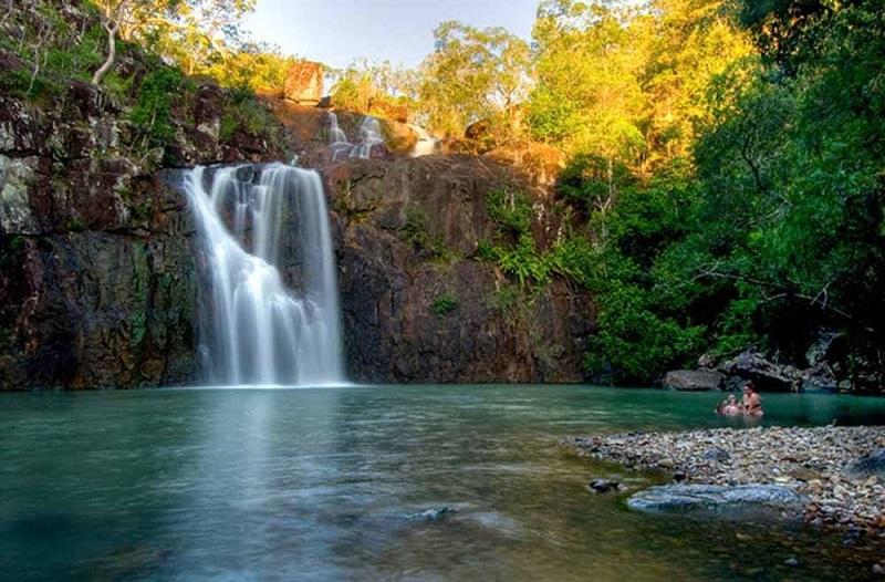 Waterfalls in Australia
